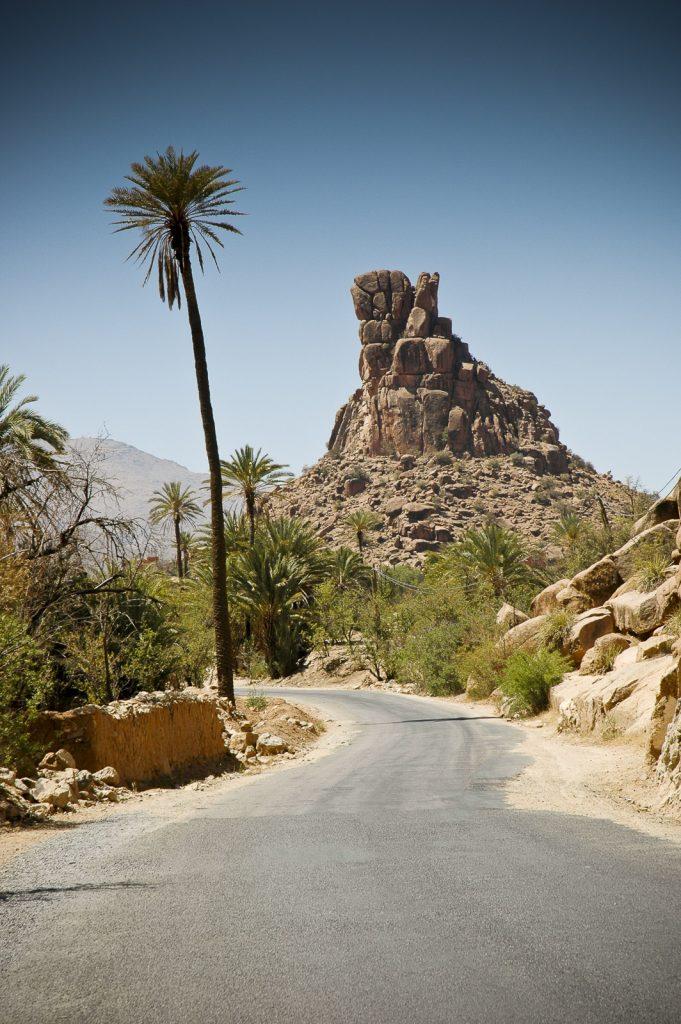 Dolina Draa, na południu Maroka, to jeden z rzadziej odwiedzanych przez turystów regionów kraju.
