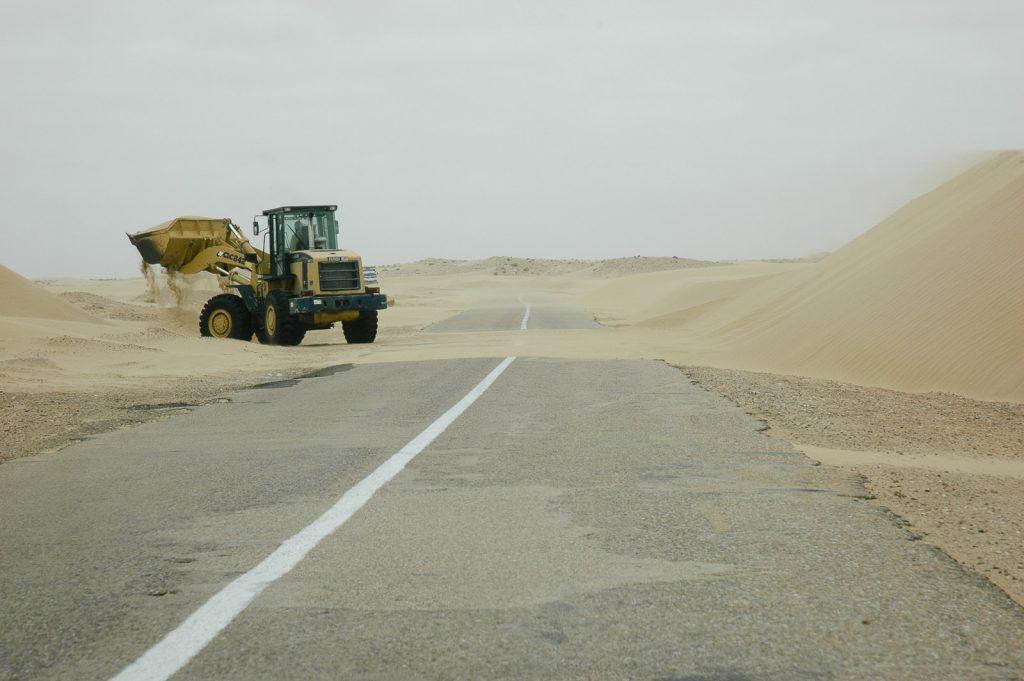 Maroko - droga na południe, w kierunku Sidi Ifni