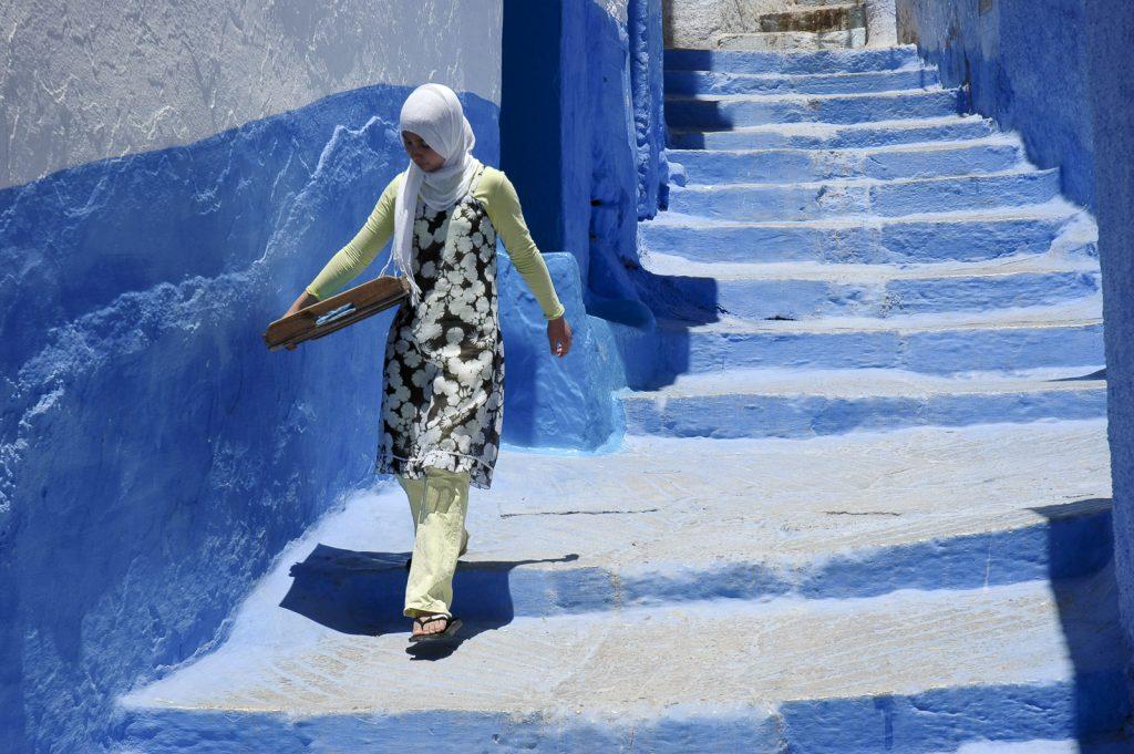 Chefchaouen, Maroko