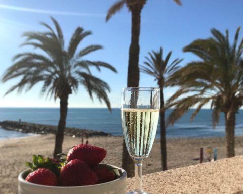 cubelles hiszpania - plaża