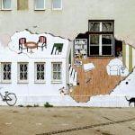mural w słowenii, kultura