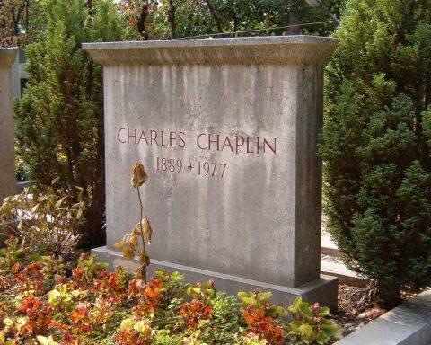 grób Charlie Chaplina, Szwajcaria